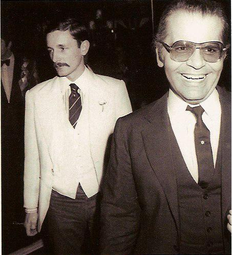 antonio lopez and lagerfeld