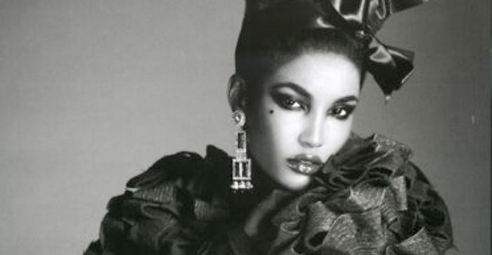 black models w earring. FOR MORE INFORMATION: Jade Dressler Communications