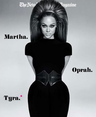 tyra banks new york times magazine 1